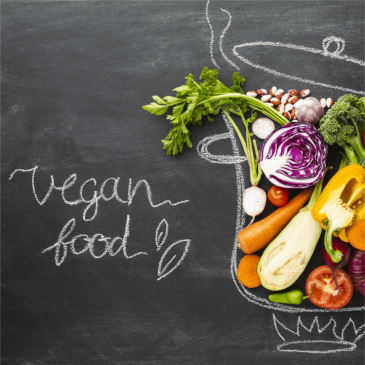 Vegetarian and vegan nutrition
